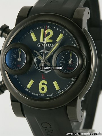 Graham Chronofighter Swordfish...