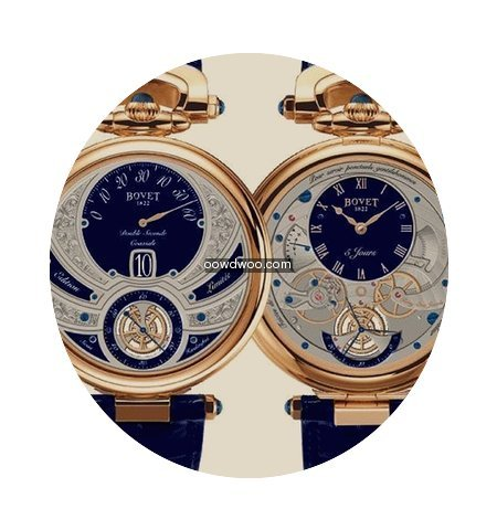 Bovet Amadeo Fleurier Complications...