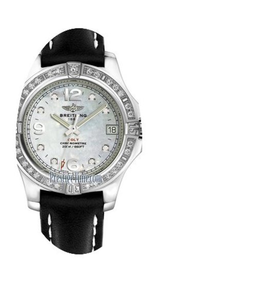 Breitling Colt Lady 33mm Ladies Watch...