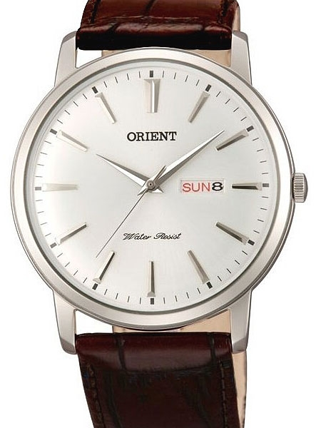 Orient Capital Quartz Analog Dress Watch...