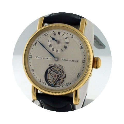 Chronoswiss Regulateur Tourbillon Mens C...