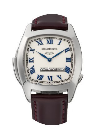 Shellman Side Slide Minute Repeater...