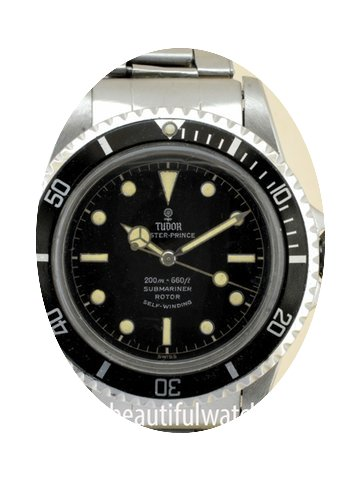 Tudor Submariner Pointed guard chapter r...