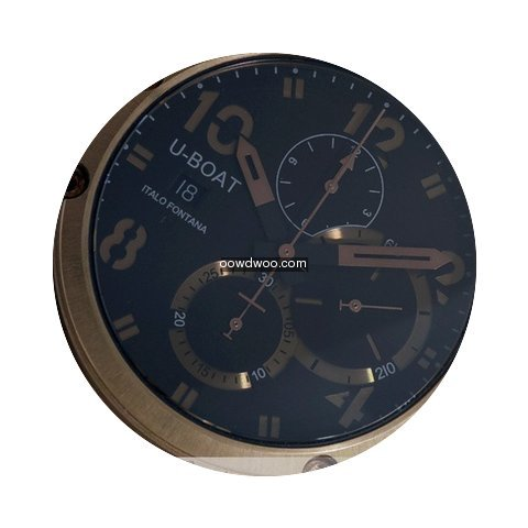U-Boat Chimera Chrono 46 mm ltd. Bronze ...
