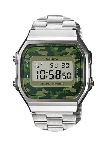 Casio A168WEC-3EF Collection 36mm 1ATM...