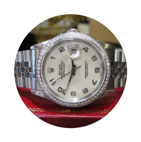 Rolex Oyster Perpetual Datejust Jubilee ...