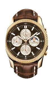 Breitling Bentley Mark VI Brown Dial Chr...