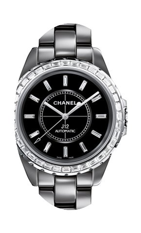 Chanel J12 Automatic 41mm Midsize Watch...