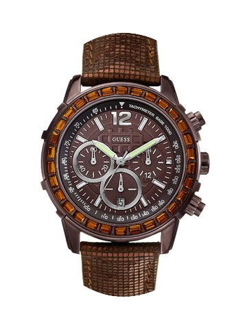 Guess Damenuhr W0017L4 Chronograph...