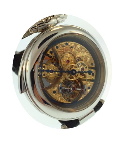Bovet TOURBILLON MINUTE REPEATER PT...
