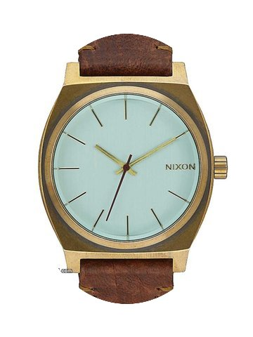 Nixon A045-2223 Time Teller Brass Green ...