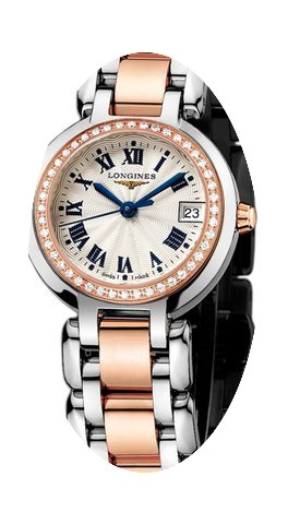 Longines PrimaLuna Quartz 26.5mm Ladies ...