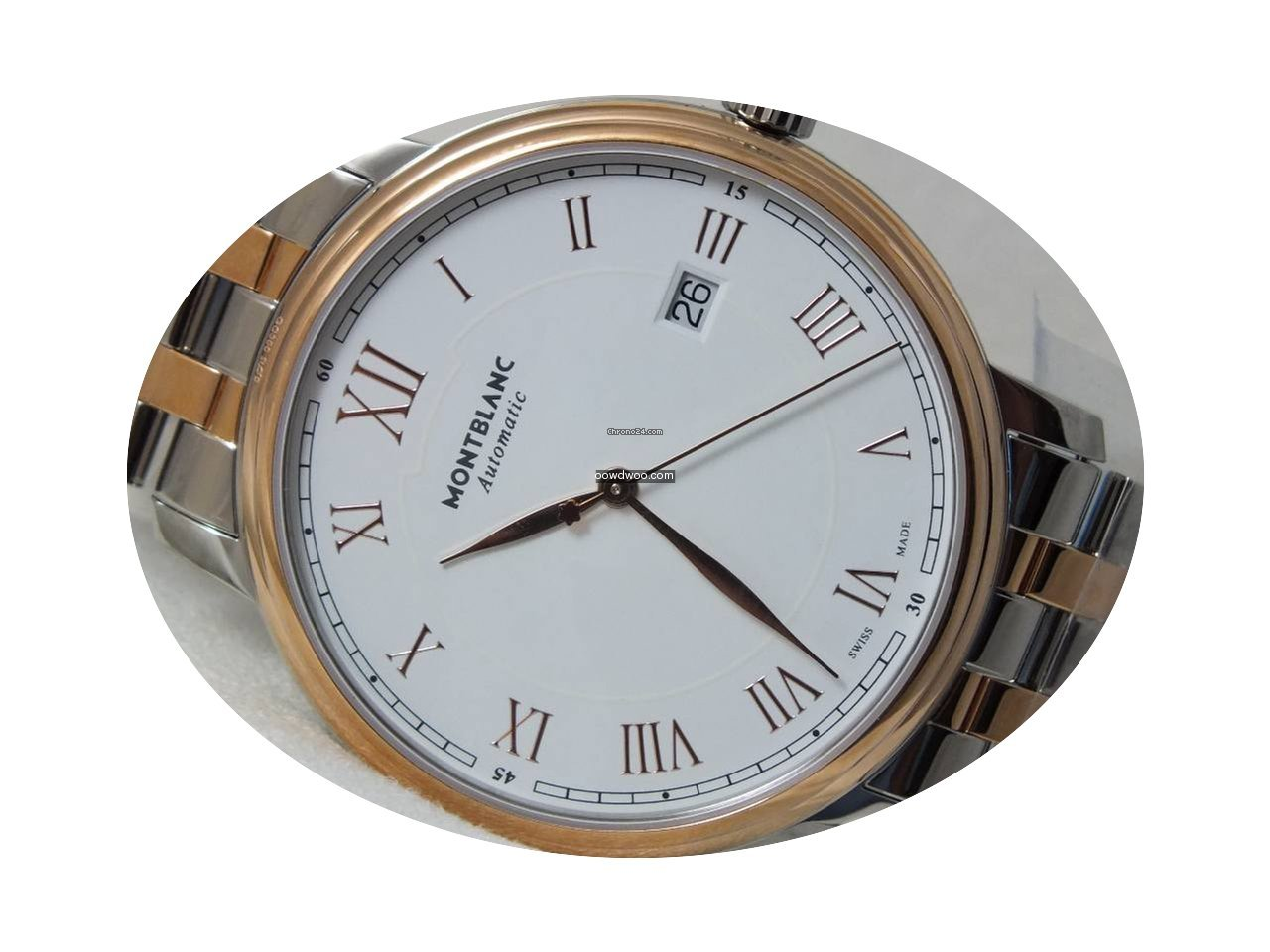 Montblanc Tradition Date Automatic Ref. ...