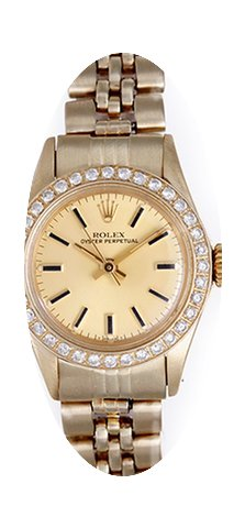 Rolex Lady Oyster Perpetual 6719...