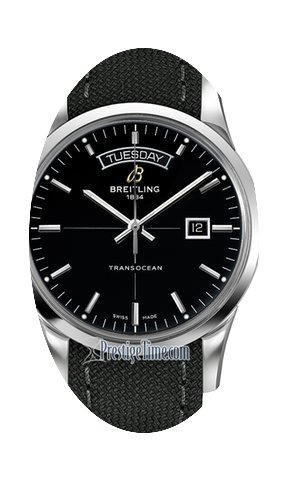 Breitling Transocean Day Date Mens Watch...