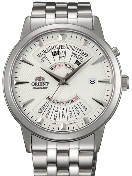 Orient Multi-Calendar Automatic Watch wi...