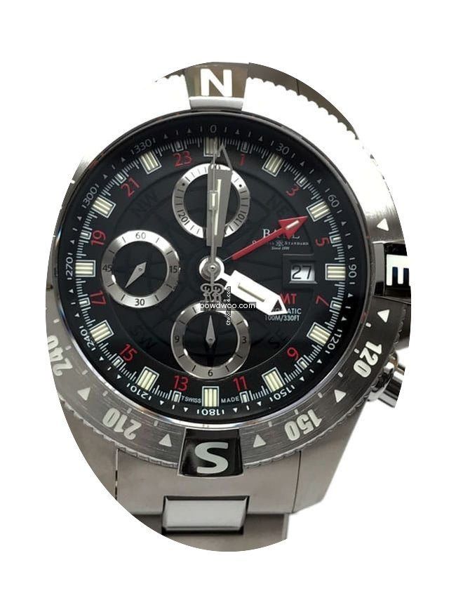 Ball Engineer Hydrocarbon Spacemaster DC...
