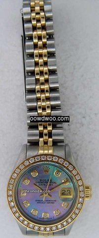 Rolex Ladies Datejust 2-Tone Watch 6917...