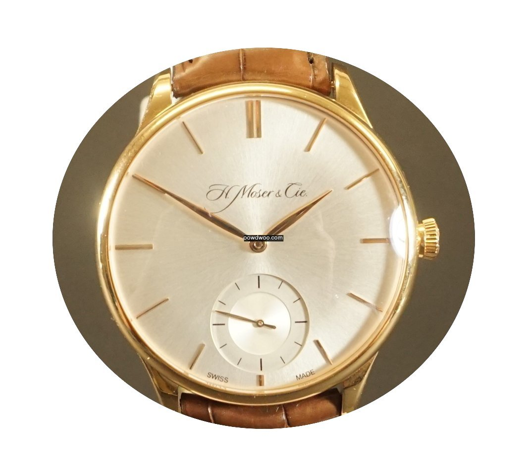 H.Moser & Cie. Venturer Small Seconds...