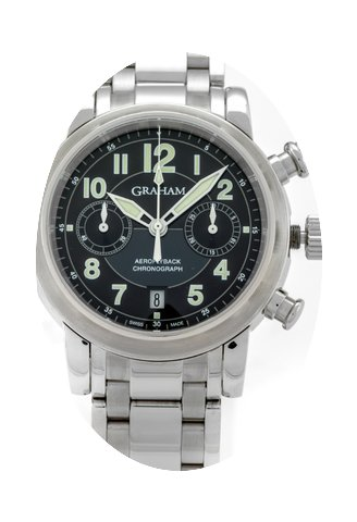 Graham No. 187 Flyback Chronograph...