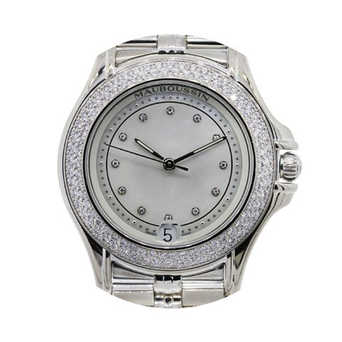 Mauboussin 18k Gold Diamond Automatic La...