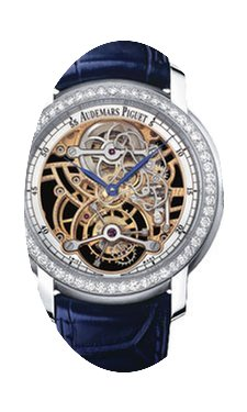 Audemars Piguet Skeleton Tourbillon Diam...