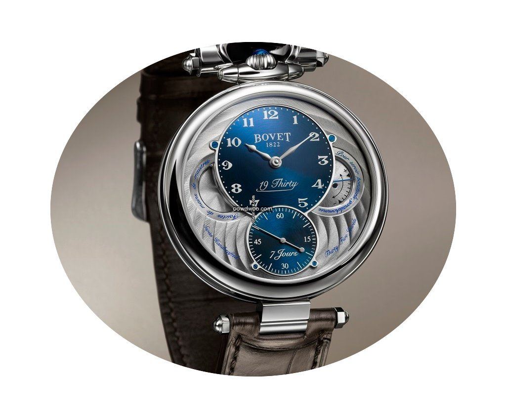 Bovet 19Thirty Fleurier...