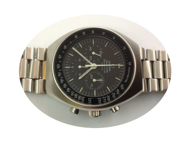 Omega Speedmaster Mark II vintage and st...