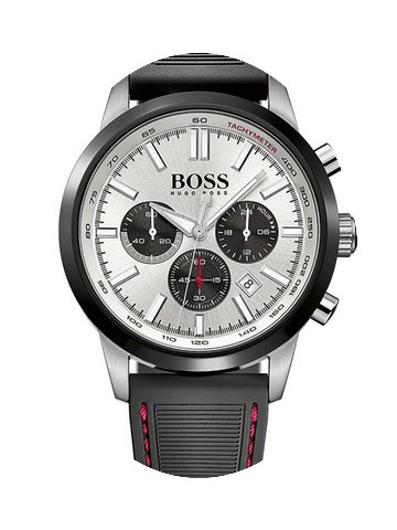 Hugo Boss 1513185 Racing Chrono Herren 4...
