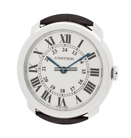 Cartier Ronde Solo Collection Ronde Solo...