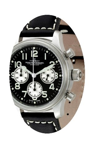 Zeno-Watch Basel NC Pilot Chronograph 20...