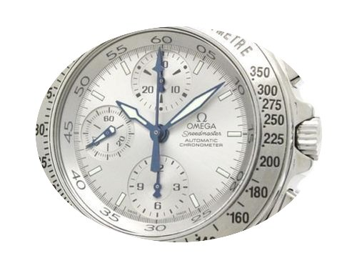 Omega Speedmaster Split Second Steel Aut...
