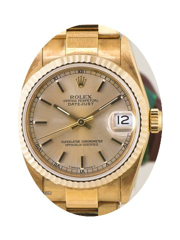 Rolex Datejust Mid-Size Full Set NEW...