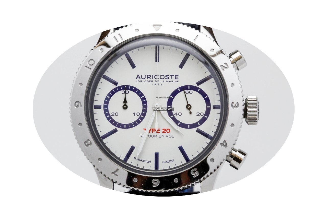 Auricoste Type 20 Flyback...