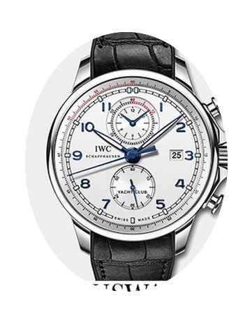 IWC PORTOGHESE YACHT CLUB CHRONOGRAPH