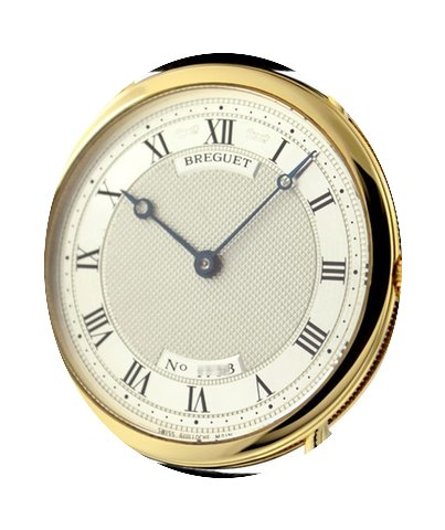 Breguet Classique 18k Yellow Gold Manual...
