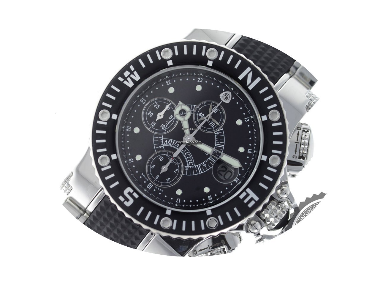 Aquanautic King Cuda Chrono TTS Diver KC...