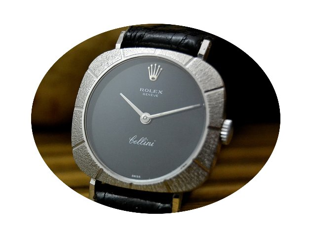 Rolex CELLINI WHITE GOLD...