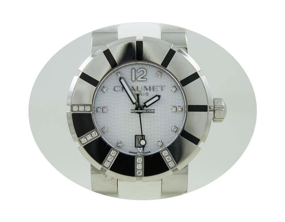 Chaumet Class One Steel case White Dial ...