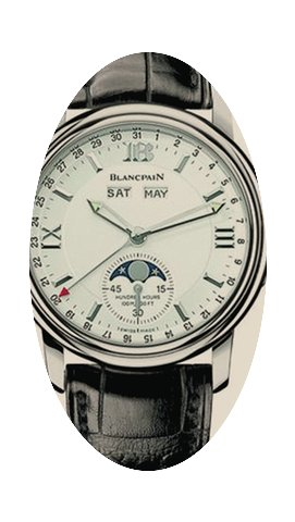 Blancpain Léman Moonphase & Complet...