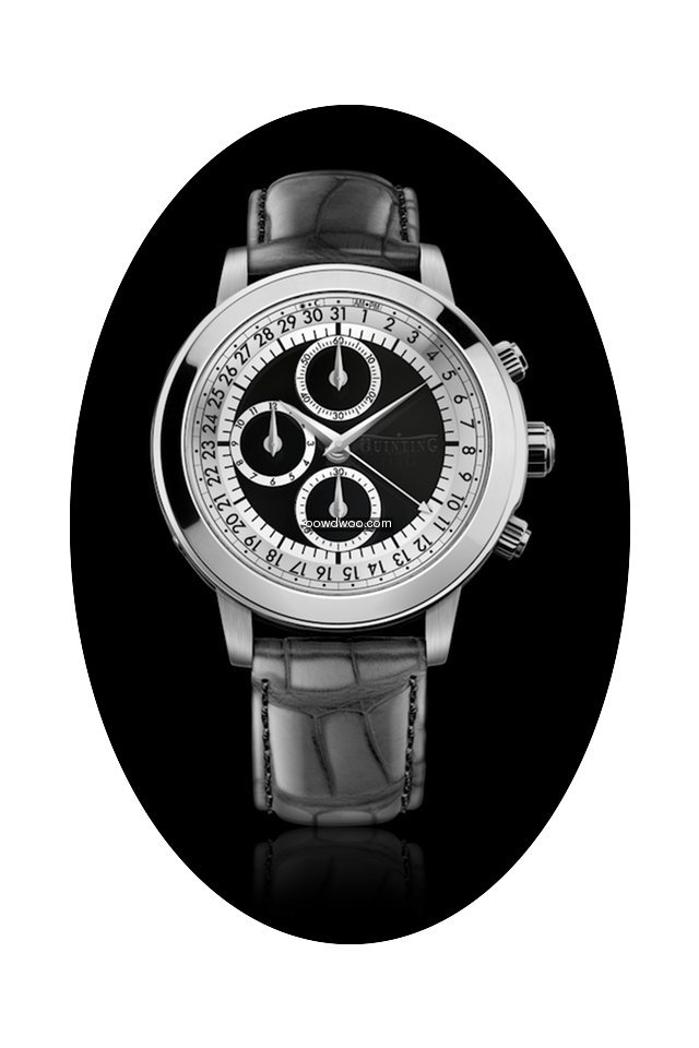 Quinting Mysterious Chronograph Nuevo...
