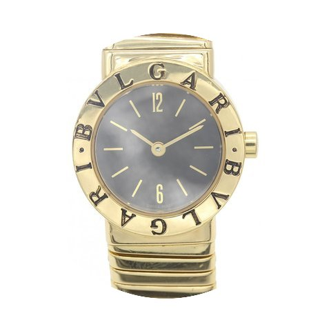 Bulgari Ladies Tubogas Snake 18K Yellow ...