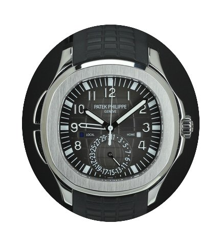 Patek Philippe 5164 Aquanaut Dual Time f...