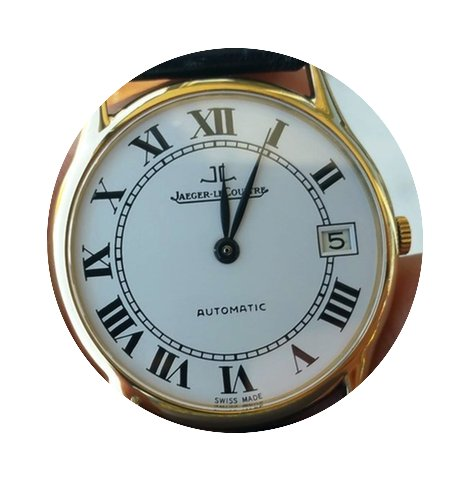 Jaeger-LeCoultre Ultra Thin 18K Gold Cal...