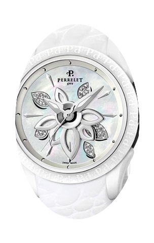 Perrelet Diamond Flower Ceramic...