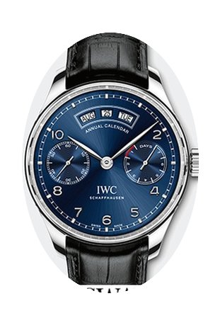 IWC PORTOGHESE CALENDARIO ANNUALE 44,2MM...