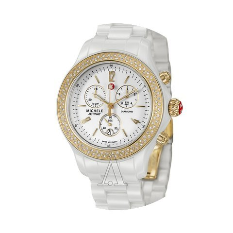 Michele Women's Jetway Watch...