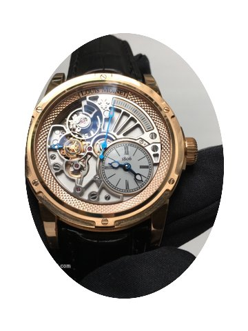 Louis Moinet Limited Edition Tempograph ...