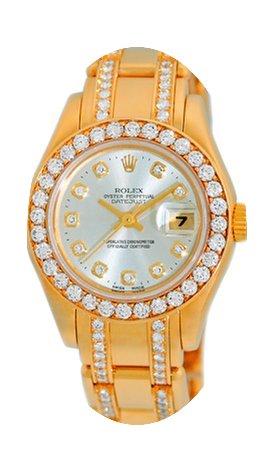 Rolex Diamond Masterpiece/PearlMaster