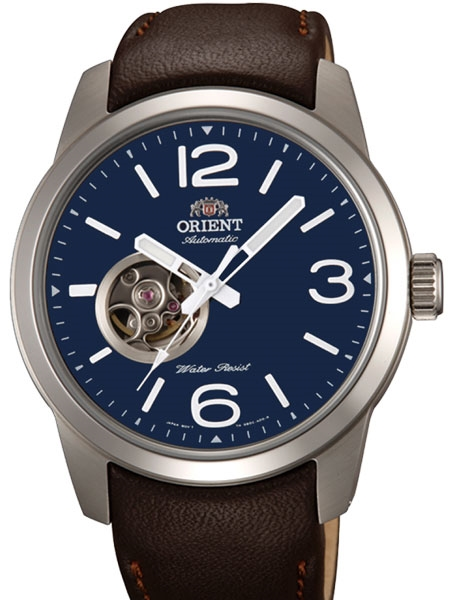Orient Scout 21-Jewel Automatic Watch wi...